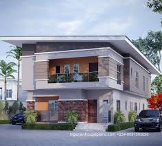 100 Maisonette House Designs 5 Bedroom Duplex Ref 5023 In 2020 Duplex House Plans