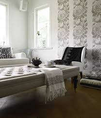 Beautiful Floral Designs For Wall Decoration With Paint And Stencils Or Vinyl Stickers