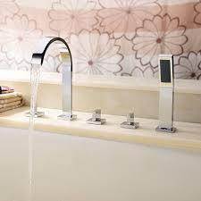 Delta Windemere Roman Tub Faucet by Bathroom Awesome Roman Bathtub Inspirations Roman Bath Faucets