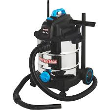 Scraping Popcorn Ceiling With Shop Vac channellock 8 gal stainless steel wet dry vacuum vs810wd cl