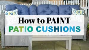 How To PAINT Patio Cushions Pillow Perfect Ggoire Prima Blue Chaise Lounge Cushion 80x23x3 Outdoor Statra Bamboo Adjustable Sun Chair Royal With Design Yellow Carpet Wning And Walls Rug Brown Grey Gray Paint Shop For Outime Patio Black Woven Rattan St Kitts Set Wicker Bright Lime Green Cushions Solid Wood Fntiure Best Rattan Garden Fniture And Where To Buy It The Telegraph Garden Backrest Cushioned Pool Chairroyal Salem 5piece Sofa Fniture Sectional Loveseatroyal Cushions2 Piece Sunnydaze Bita At Lowescom