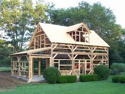 a frame cabins to build