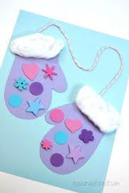 Winter Crafts Preschoolers Craft Get Ideas Preschool Easy Fun