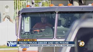 City Garbage Truck Driver Caught On Camera Behind The Wheel ... Trash Truck Drivers And Workers Stock Vector Stmool 88306228 Garbage Trucks Load Erupts In Flames San Antonio Expressnews Woman Who Hit Truck Driver Facing Trial Youtube Driver Spills Of Trash Puts Out Fire Forks Red River Garbage Damages Parked Pickup Fort Tough Start To The Week For A Regina 620 Ckrm Dump L For Kids Amazoncom When I Grow Up Waste Removal T Videos Children Dumpster 3d Play Saves 93yearold Woman From California Lawsuit Filed After Sexual Harassment Forces