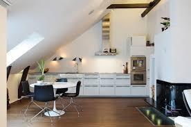 Attic Kitchen Ideas Loft Conversion Ideas To Suit The Budget S3da Design