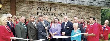 Mayer celebrates 100 years