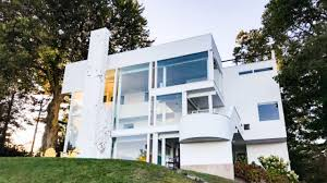 100 Richard Meier Homes Designed By The Smith Home Is A Waterfront