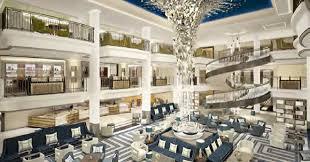 100 Modern Interior Magazine Richmond To Design Interiors For Britains Largest Cruise