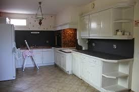 peindre les meubles de cuisine rénover une cuisine bricolage et patines