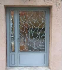 porte d entree fer ou inox entrée entrees