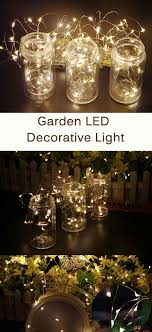 KCASA DSL 1 LED 4M 40LED Gardening String Light Garden Holiday