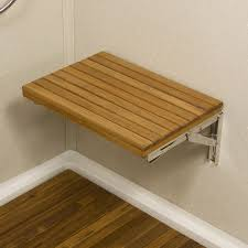 Teak Shower Bench Fold Down Shower Shower Bench Teak