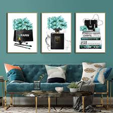 affiche murale toile decoration wall bilder wohnzimmer paintings home decor modern poster canvas print fumes