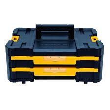 DEWALT TSTAK VI 17 In. Tool Box, TSTAK II Tool Box, TSTAK IV ...