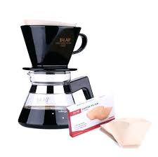 40 Cup Coffee Maker Set Ceramic Filters Glass Tea Pot Count Hamilton Beach Instructions