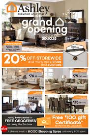 Fabulous 20 Persen Storewide Ashley Furniture Brookfield For Home Ideas