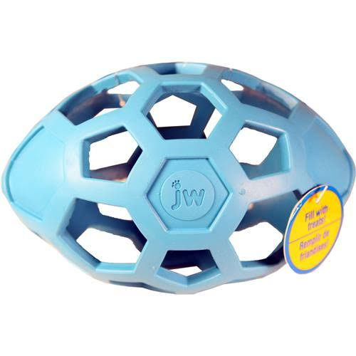Pet Hol-EE Football Dog Toy - Medium