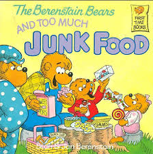 Even Bear Cubs Love Junk Food As Evidenced By The Way Brother And Sister Are Going To Town On Those Jellybeans But Papa Bears Sweet Tooth Is Also