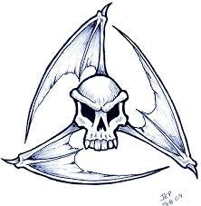 Tattoos For Simple Skull Designs