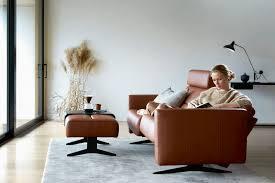 sitzmöbel stressless sofa mit relaxfunktion für