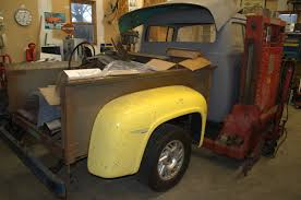 100 Parts For Ford Trucks 2 1956 D F100 Restore Both Or Extra For Classic