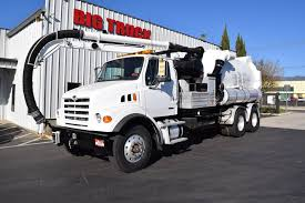 100 Vactor Trucks For Sale Vacuum Hydro Excavator Sewer Jetter Vac