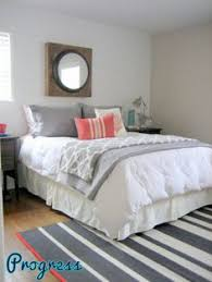 Coral Color Bedroom Accents by Bedroom Red Walls Design Pictures Remodel Decor And Ideas
