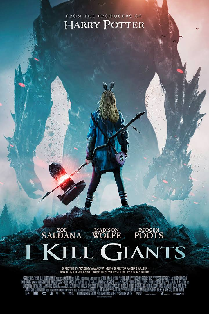 I Kill Giants Movies Free Download 2017 Full HD WEB-DL