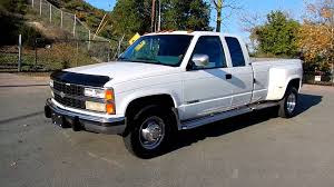 Chevy Dually Trucks Sale Fresh Chevrolet 3500 Dually Extended Cab ...
