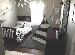Gray Black White Gold Boy Room More