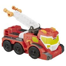 Heatwave (Night Rescue) - Transformers Toys - TFW2005