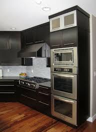 meuble de cuisine four le meuble pour four encastrable dans la cuisine moderne archzine fr