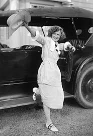 The 1920s Flapper She Was Fun Loving Smoked And Loved To Drink