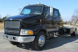 100 Crew Cab Trucks For Sale 1999 Sterling L8500 Truck Cab And Chassis Item I3