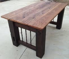 build a reclaimed wood desk diy home desk design ideas for