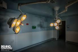 Queen Elizabeth II Hospital Welwyn Garden City UK  Urbex