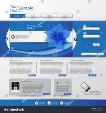 Blue Business Website Template Home Page Stock Vector 125754170 ... Website Homepage Design Vs Landing Page Whats The Best 25 Web Design Ideas On Pinterest Invision Digital Product Workflow Collaboration Home Of Classic Mint Designpng Studrepco Gkdescom Good Examples Visual Lures Blog Logo Graphic Professional Psd By Madridnyc Envato How To Code A Template With Html5 And Css3 Medialoot 9 Eaging Intranet Examples Beyond Homepage
