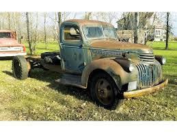 100 Dually Truck For Sale 1946 Chevrolet 1 Ton For ClassicCarscom CC1091343