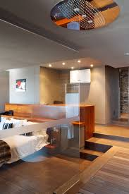 modern bathroom design open plan suite sa garden and home