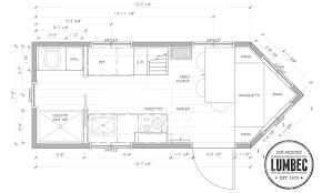 100 Tiny House Dimensions The Prototype Lumbec