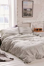 Urban Outfitters Bedding by Sedona Space Dyed Duvet Cover Duvet Covers Duvet And Gray Bedding