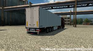 TMP - SCHMITZ REFRIGERATION V1.2 TRAILER MOD -Euro Truck Simulator 2 ... Renault Premium With Autoload V20 Farming Simulator Modification Cm Truck Beds At Tmp Innovate Daimler 00 Trailer Ets2 Oversize Load 2 R 12r 130 Euro Simulator Chemical Cistern Mods Youtube Speeding Freight Semi Truck With Made In Sweden Caption On The Jumbo Pack Man Fs15 V11 Cistern Chrome V12 Trailer Mod