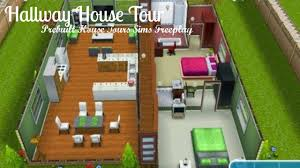 Sims Freeplay Second Floor by Sims Freeplay Hallway House Tour Youtube