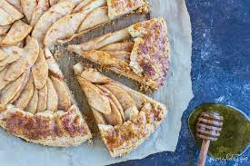 Apple Galette Gluten Free And Paleo