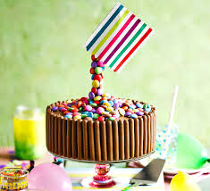 Cake Decoration Ideas With Gems by Gravity Defying Sweetie Cake Recipe Bbc Good Food