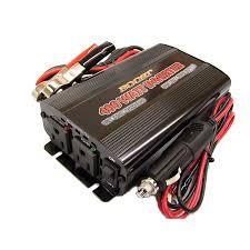 100 Truck Power Inverter Amazoncom Boost 400 W Watt 12v Dc To 120v Ac Car Automotive