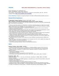 Resume Sample: Mobile Application Testing Resume Sample ...