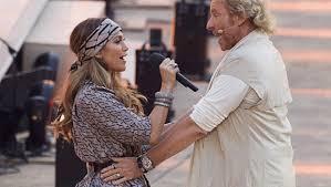Jennifer Lopez has wardrobe malfunction in Spain CBS News