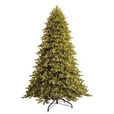 Just Cut Norway Spruce EZ Light Artificial Christmas Tree With 1000 Color Choice
