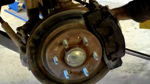 2007 Chevy Silverado Z71 Front Hub Bearing Replacement - YouTube